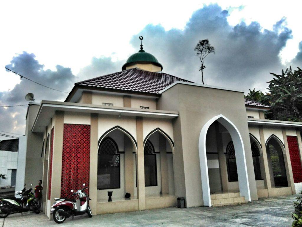 Galleri: Mesjid Lembah Qur'an Cihanjuang